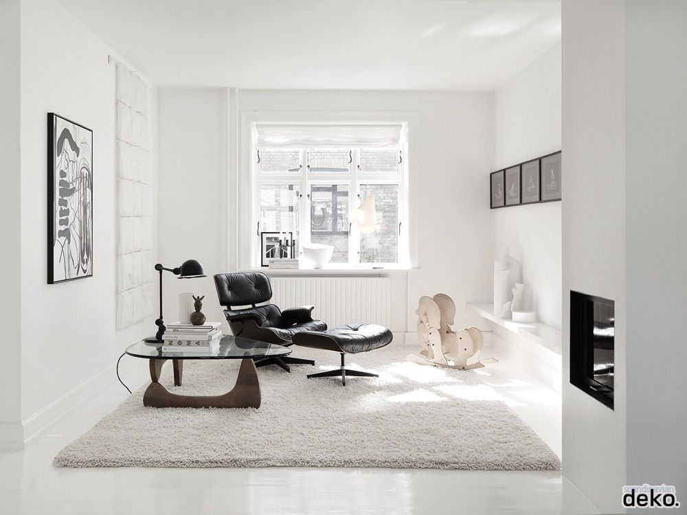 THIS TOWNHOUSE IS SO VIPP / Scandinavian Deko