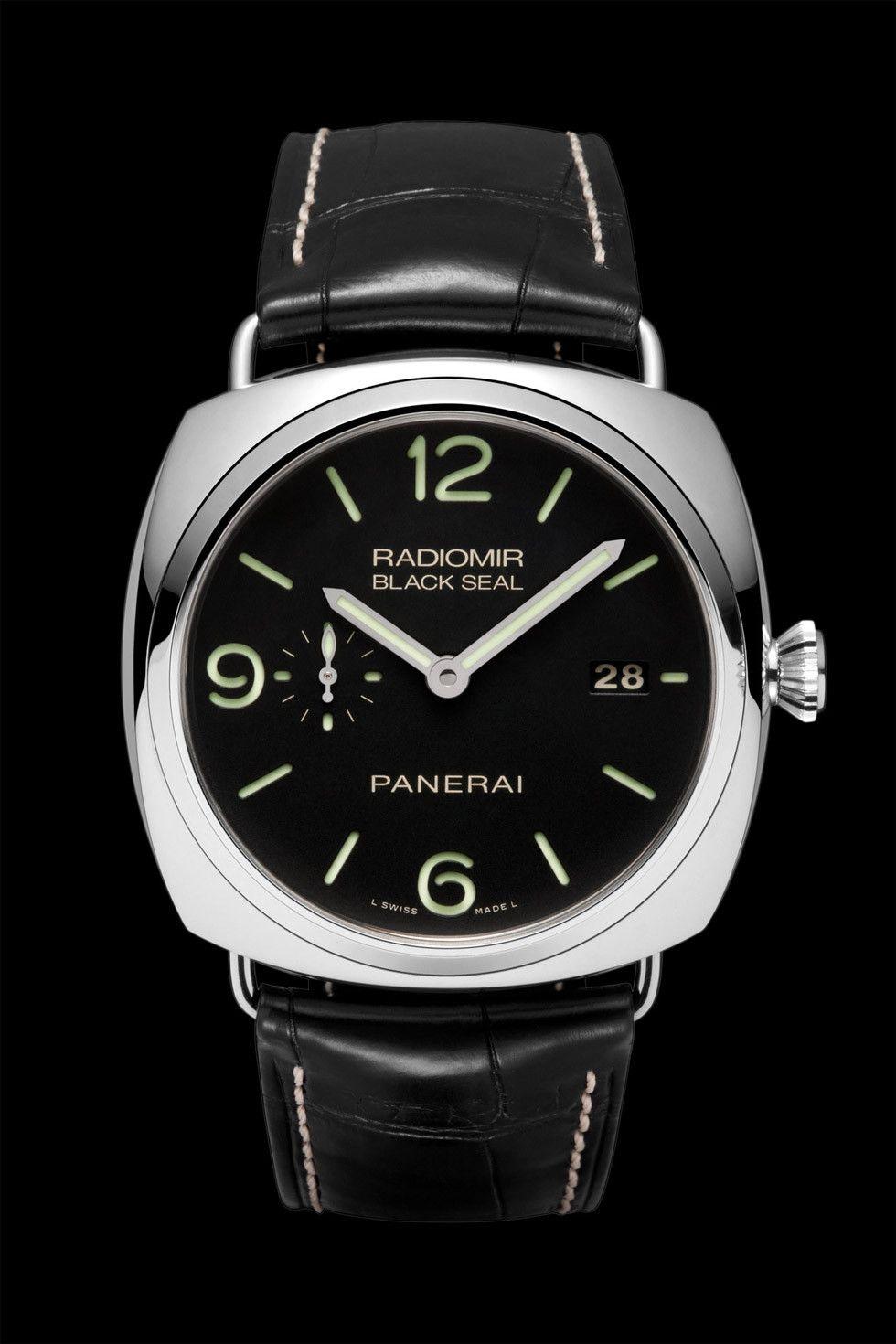 230cab8a891 RADIOMIR BLACK SEAL 3 DAYS AUTOMATIC relógio em pt.Presentwatch.com Relógios  De Luxo