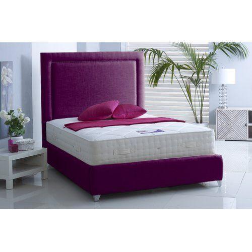 Brayden Studio Cotswold Upholstered Bed Frame Upholstered Beds