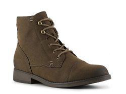 Boots Women Madden Girl Ruxben Bootie Burgundy Online Cheap