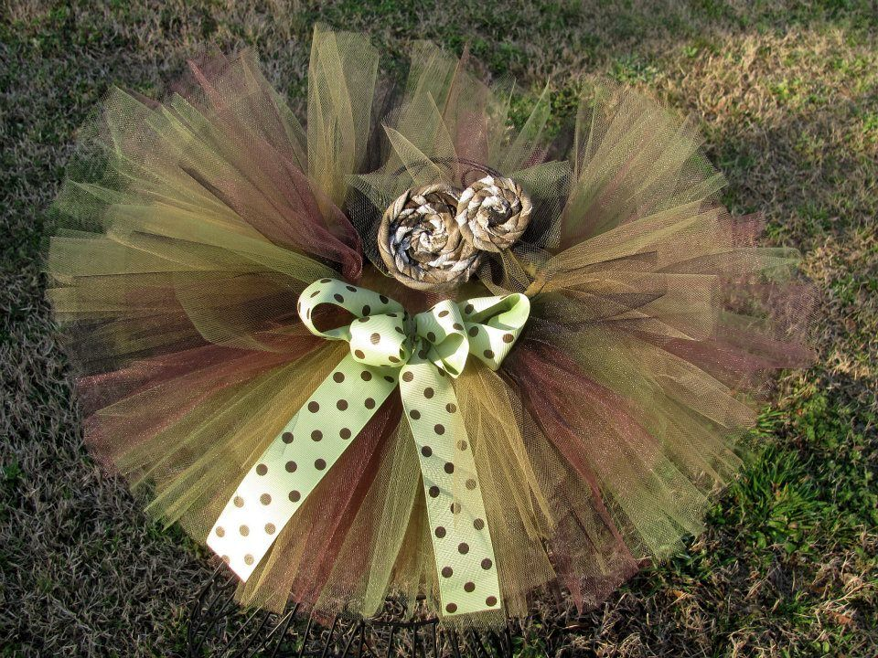 Another by Tickled Pink Tutu  CAMO