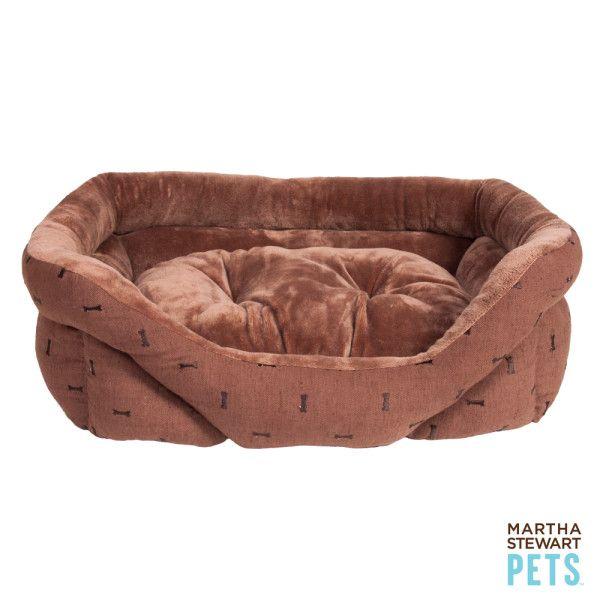 Martha Stewart Pets Step In Cuddler Pet Bed Petsmart 39 99