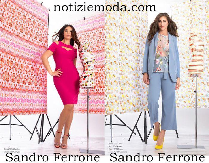 Catalogo Sandro Ferrone 2018 abiti primavera estate  7e38686e635