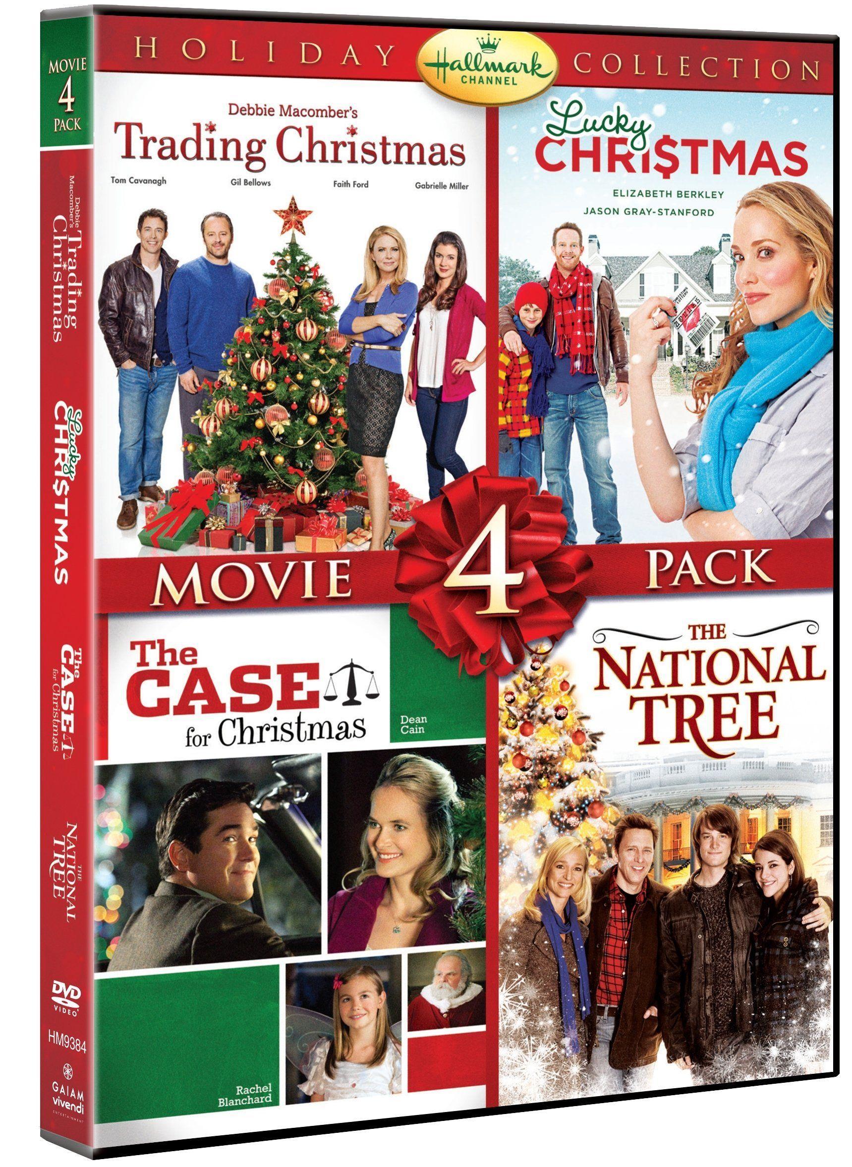 hallmark holiday collection movie pack trading jpg 1719x2356 trading christmas hallmark movie - Debbie Macomber Trading Christmas