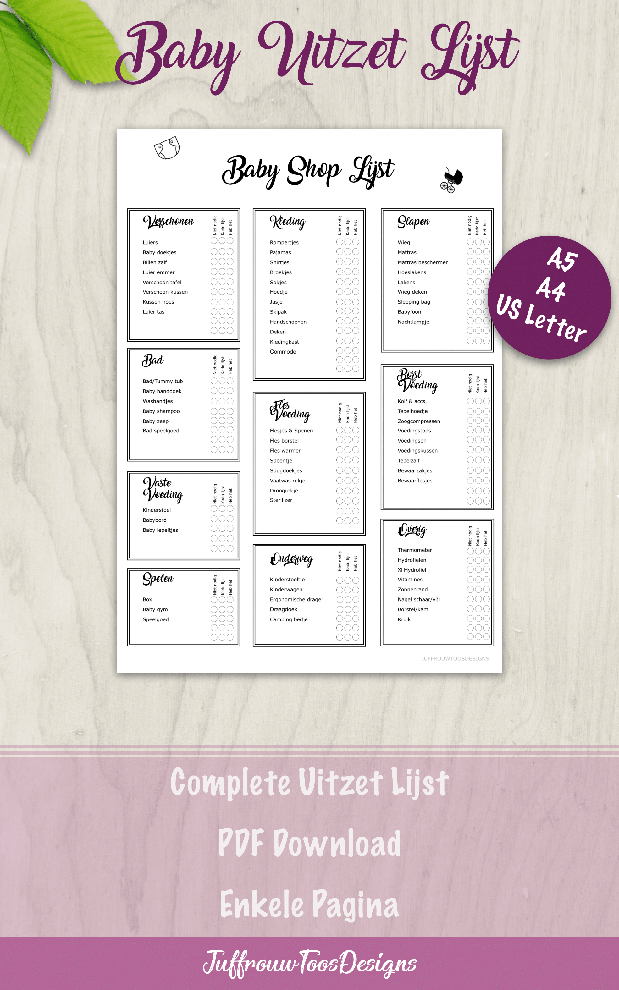 Printable Baby Registry Baby Shopping List Baby Shower Gifts Planner Baby Shopping List Baby Shop Baby Registry
