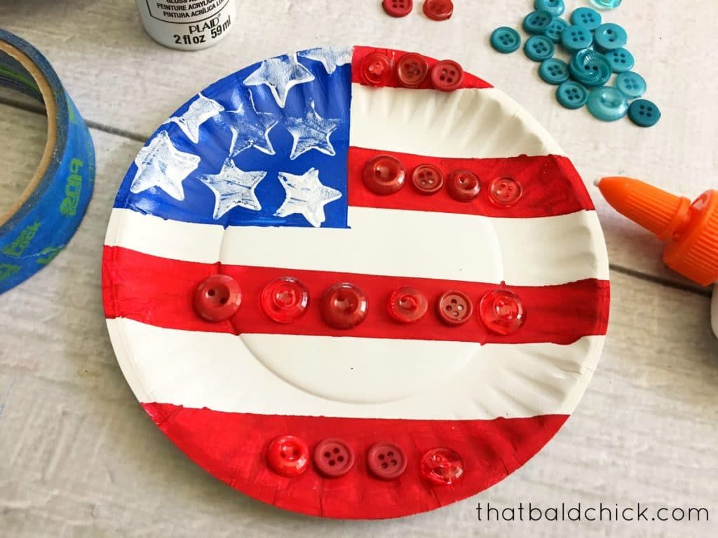 Over 35 Patriotic Themed Party Ideas, DIY Decorations, Crafts, Fun Foods and Recipes #labordaycraftsforkids