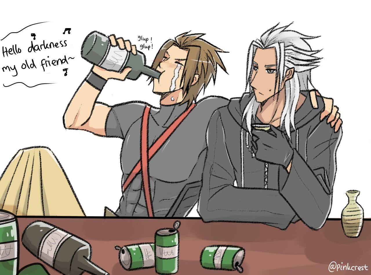 xemnas terra aqua ansem the wise ienzo kh kingdom hearts ...