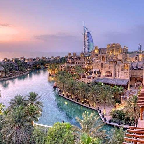 Offrez-vous ce magnifique 5 à la vue incroyable sur #Dubaï depuis la