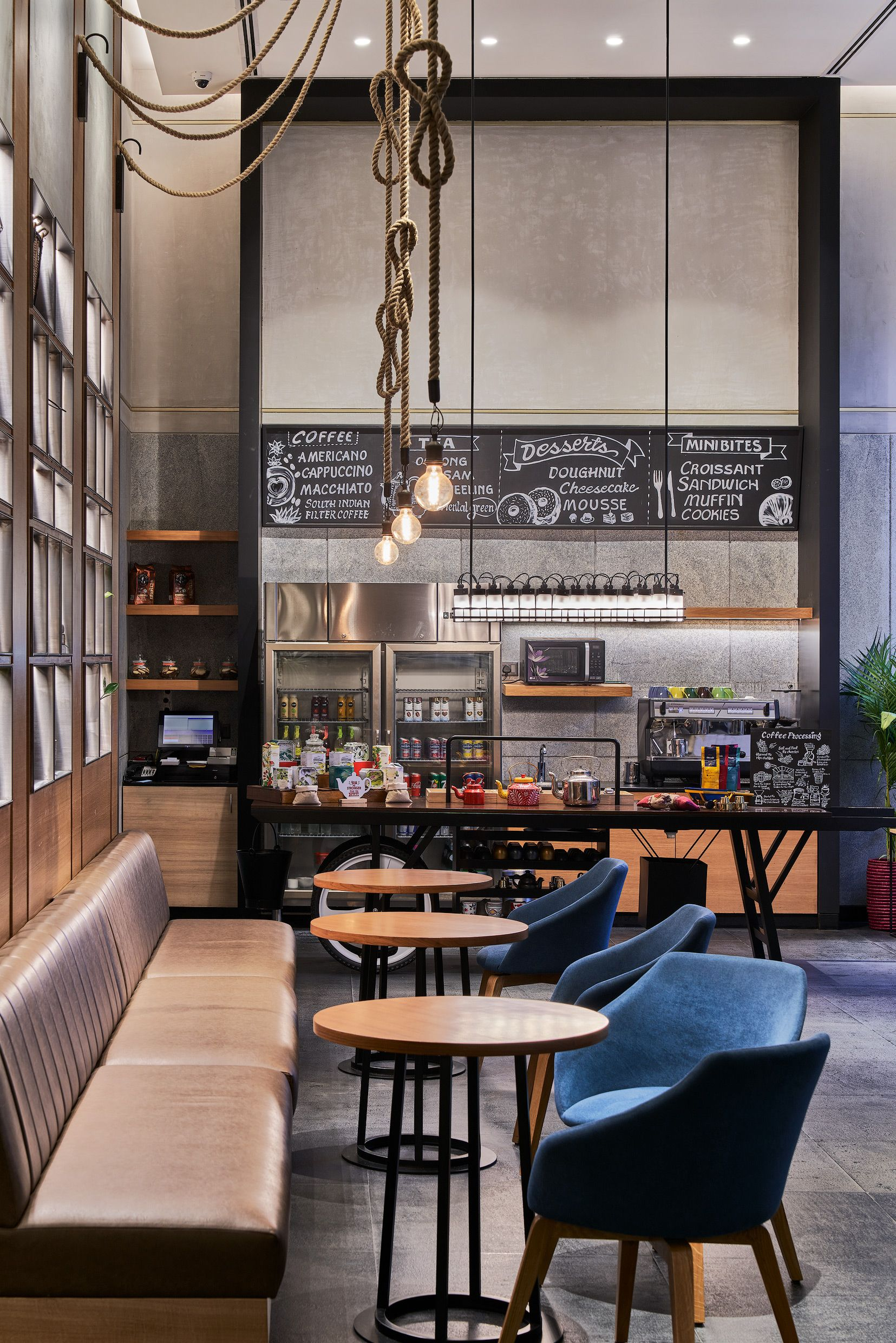 Hyatt Centric Bangalore By Studio Hba With Images Bar