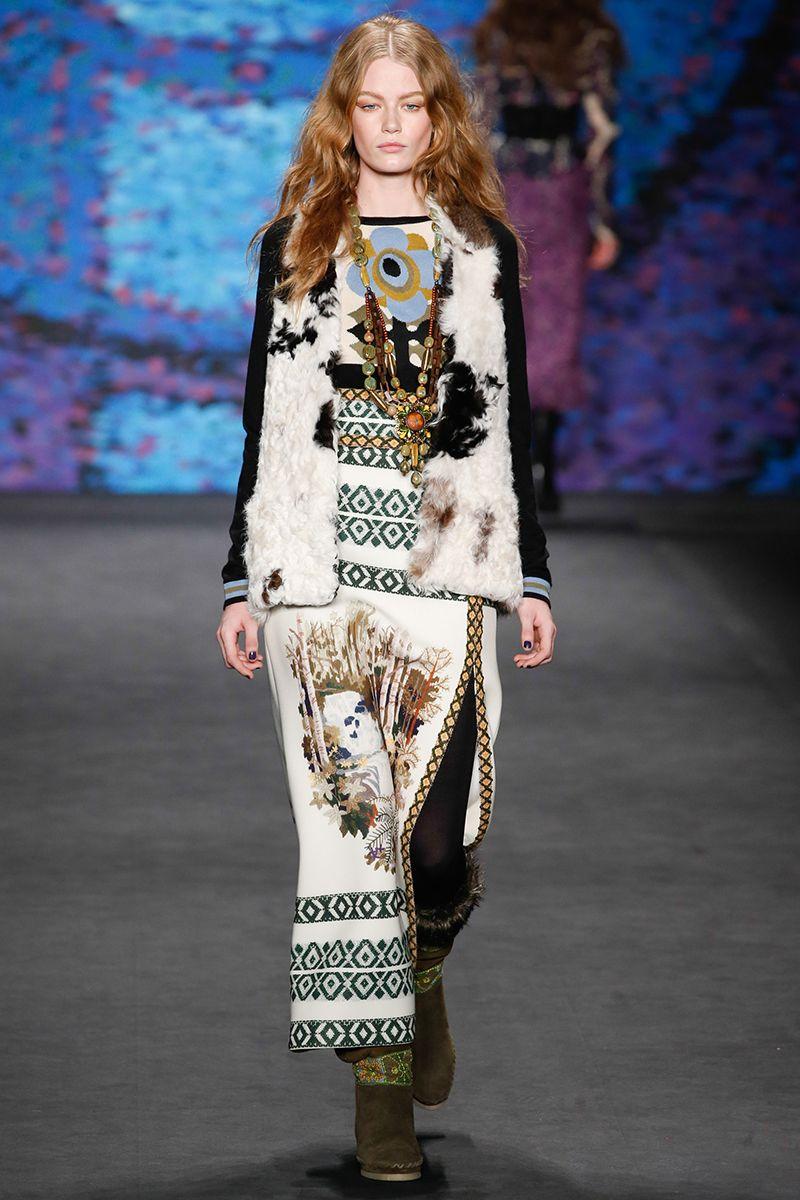 ec77f6f0bfa Anna Sui Fall 2015 Ready-to-Wear - Collection
