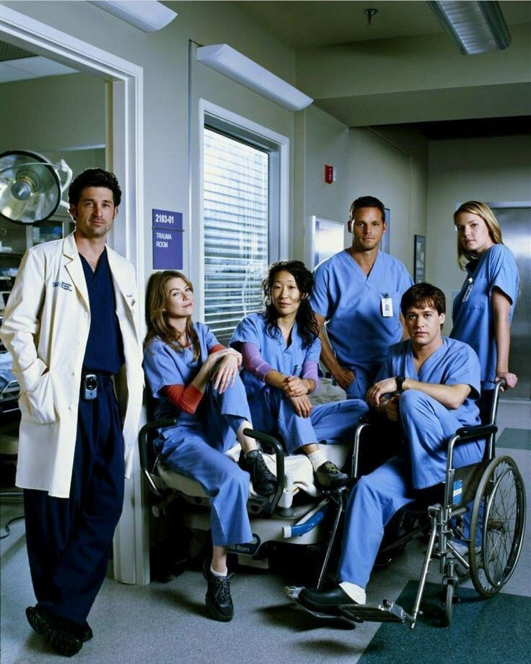Grey's Anatomy Photoshoot | Grey's Anatomy | Pinterest ...