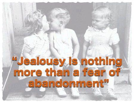 Healing from BPD - Borderline Personality Disorder: Jealous