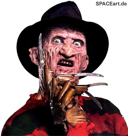 nightmare on elm street 2 freddy krueger handschuh. Black Bedroom Furniture Sets. Home Design Ideas