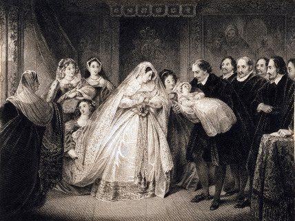 María I de Escocia, llamada María Estuardo, (Palacio de Linlithgow ...