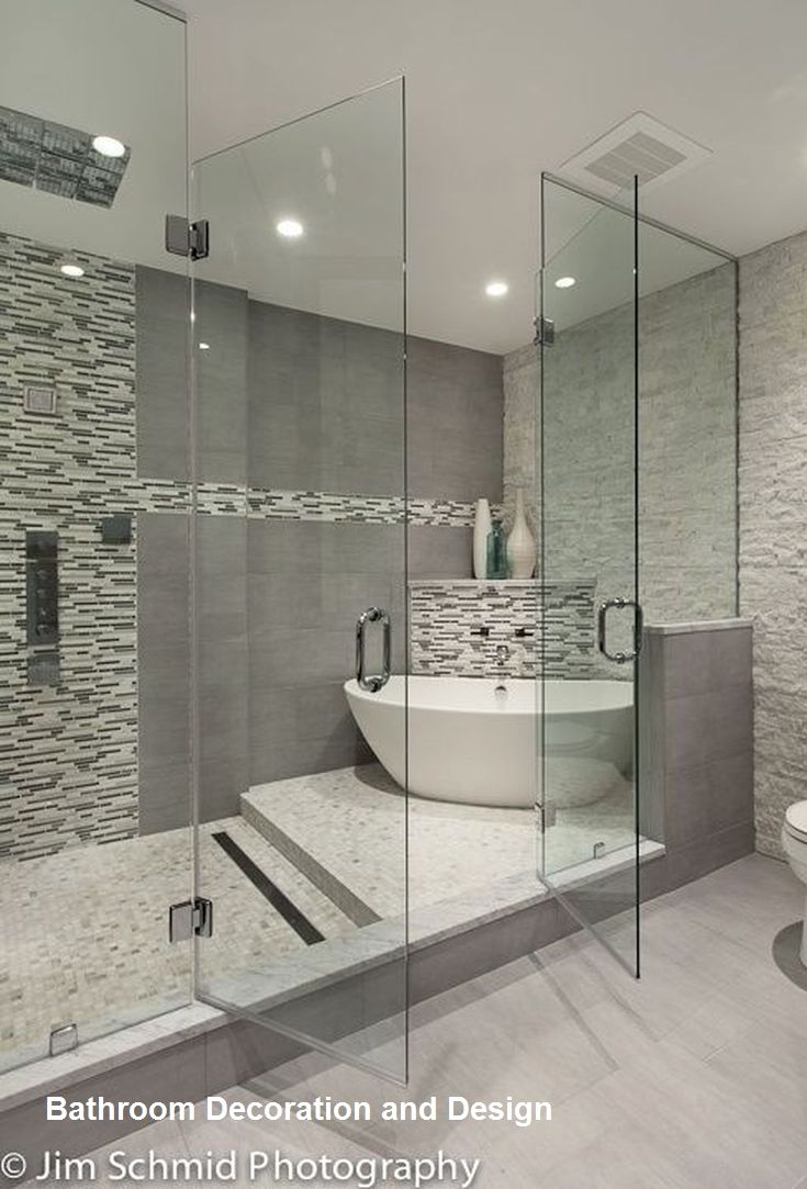 Bathroom Decor Ideas Master In 2020 Master Bathroom Design Bathroom Remodel Shower Bathroom Remodel Master