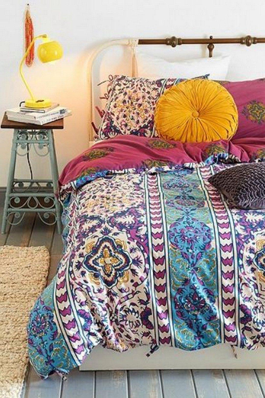 top bohemian style decor tips with adorable interior ideas