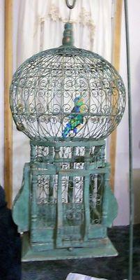 My beautiful birdcage