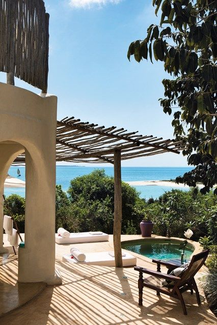 Zanzibar 39 s hot new beach hotels beach hotels for Hotel luxury zanzibar