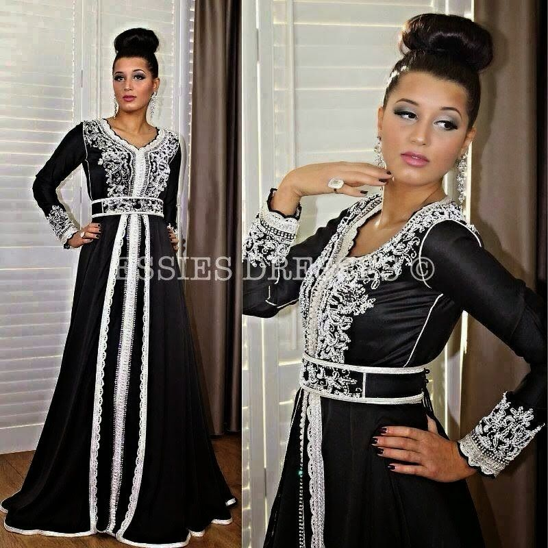 caftan 2015 2014 robes marocaines tendances vente. Black Bedroom Furniture Sets. Home Design Ideas