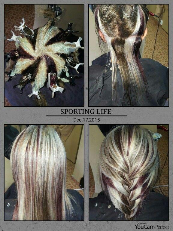 Pin Wheel Done By Hairfanatics Bethal Hair Mylene