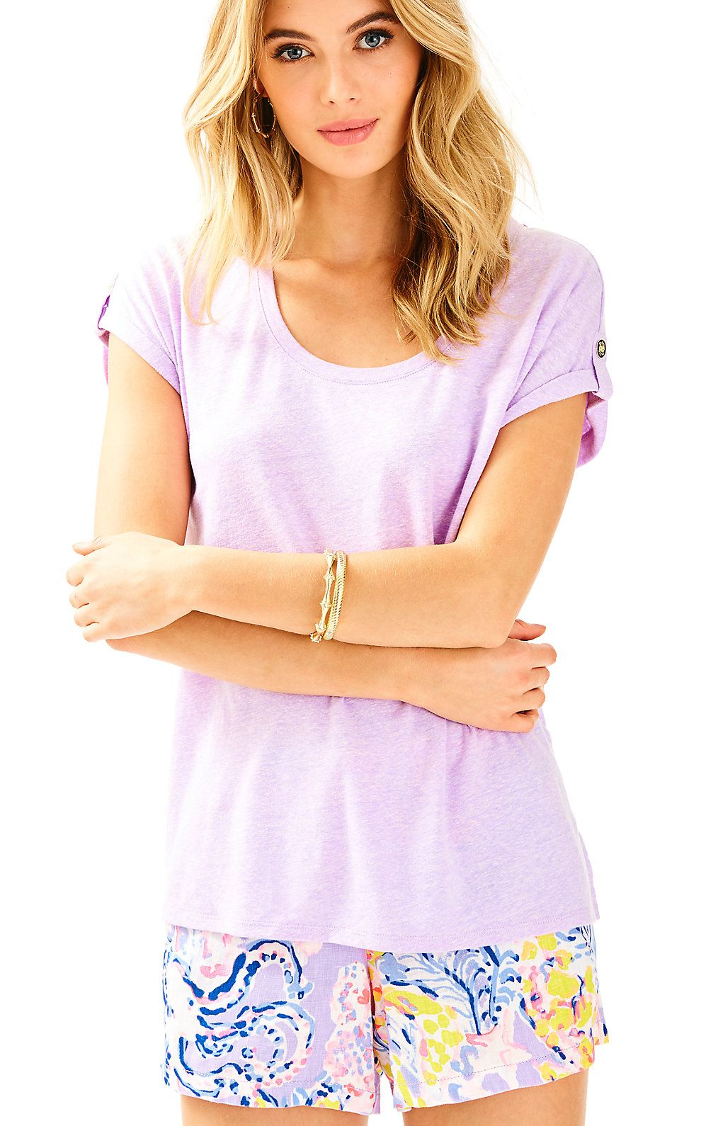 17ae92582650f0 Inara Top | Products | Tops, Lilly pulitzer, Tunic tops