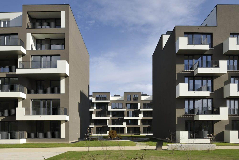 Housing Brdo Unit F5 / multiPlan arhitekti