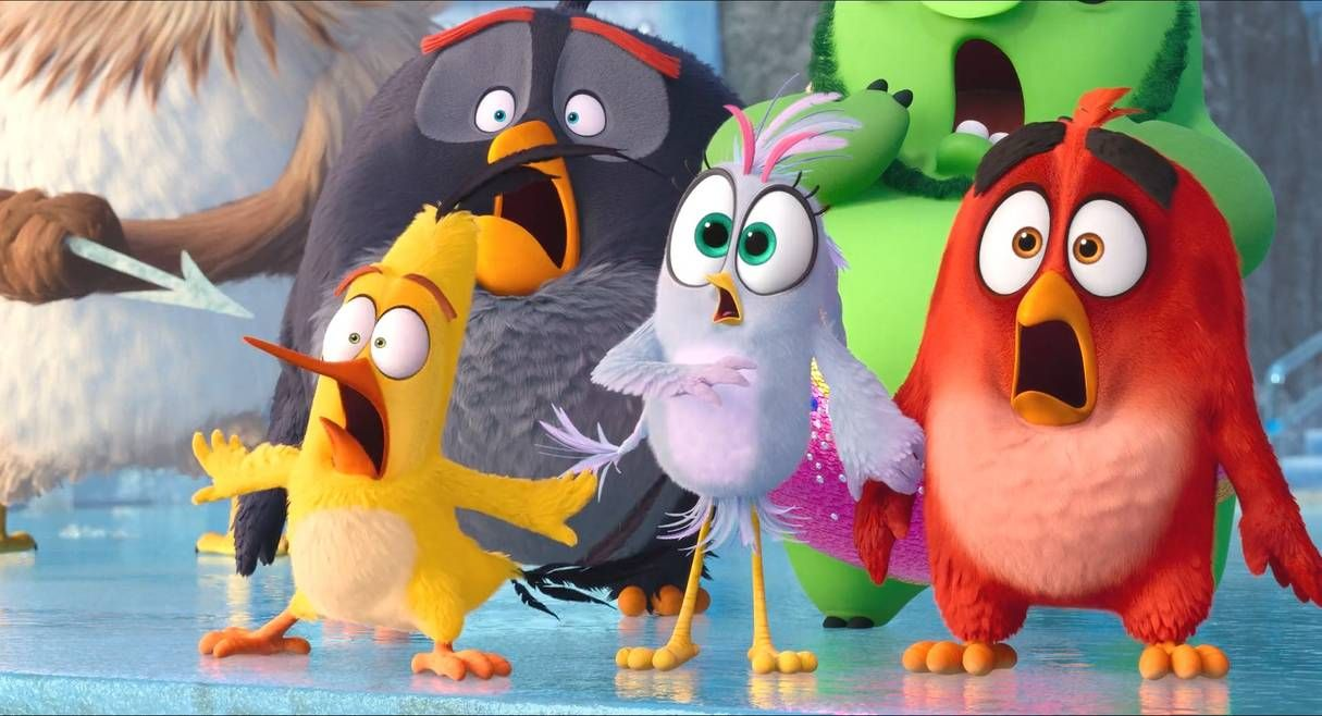 Angry Birds 2 01 17 22 By Https Www Deviantart Com Giuseppedirosso On Deviantart Angry Birds Characters Angry Birds Angry Birds Movie