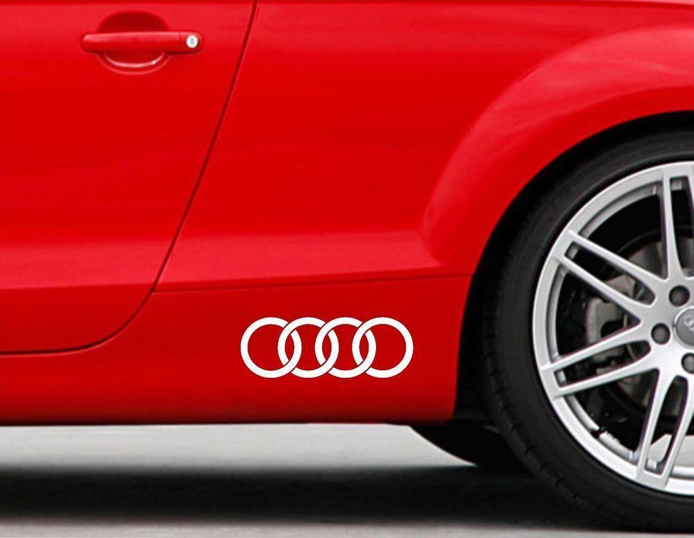 Graphic Vinyl Waist Line Stripe Car Sticker Decal Emblem For Hyundai Tucson 2 PC