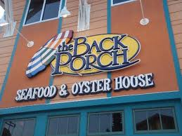 The Back Porch Seafood Oyster House Located In Destin Florida