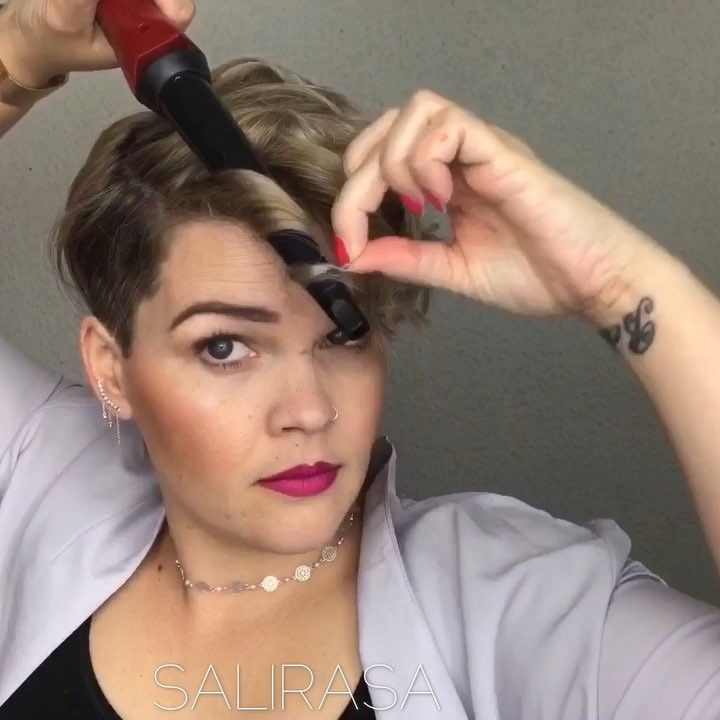 10 Easy Hairstyles for Short Hair with Quick Video