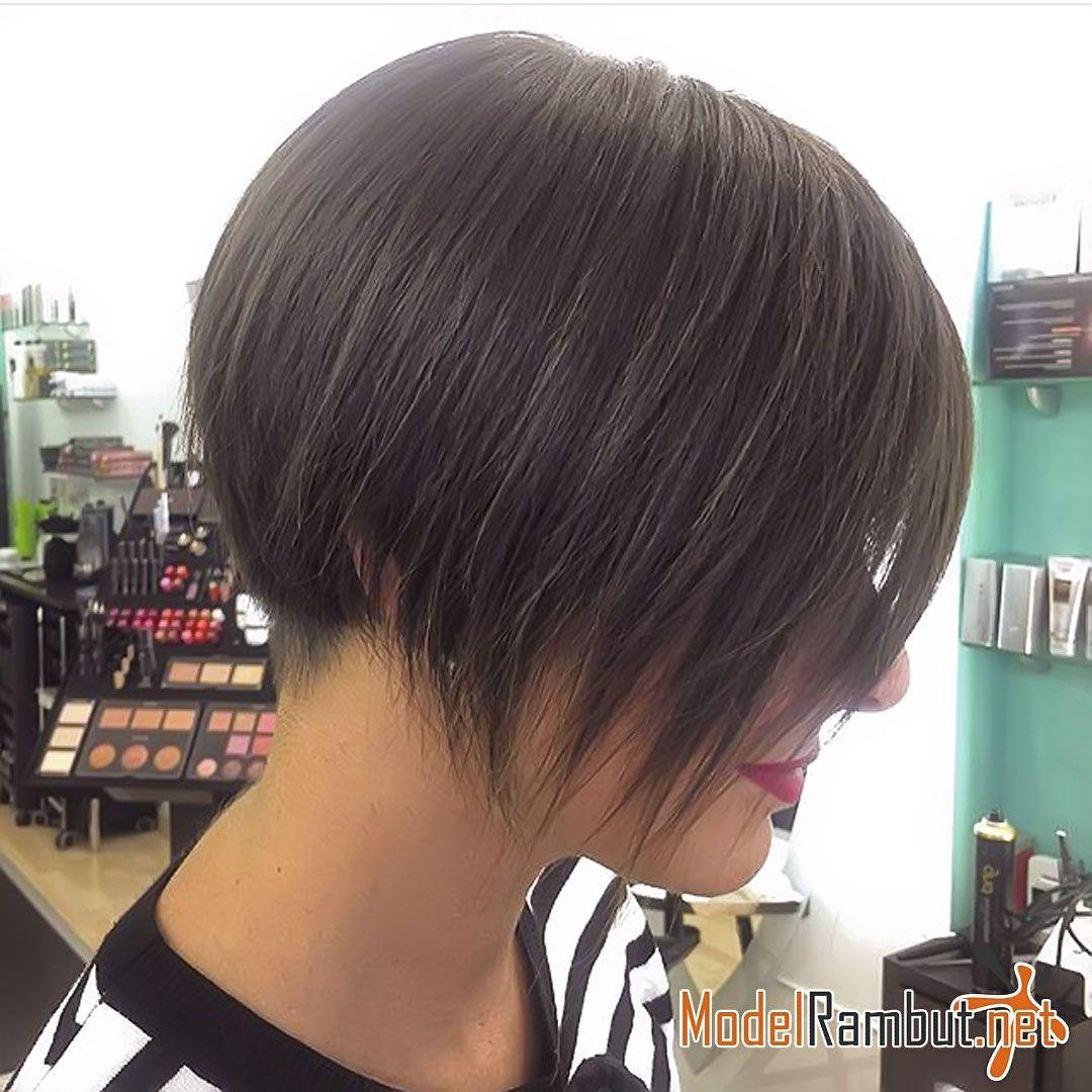 Model Rambut Polwan Panjang Sebelah Rambut Bob Pendek Gaya Rambut Keriting Gaya Rambut