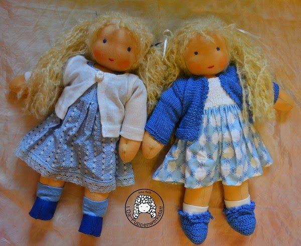 I.Da - Puppen : Puppe Luise