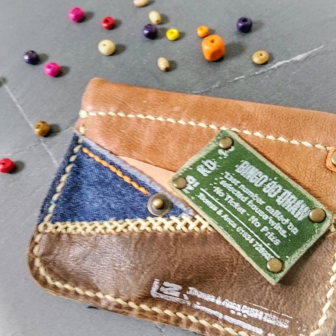1b95412634 革小物 Tata-tayaさんはInstagramを利用しています 「 leather denim ...