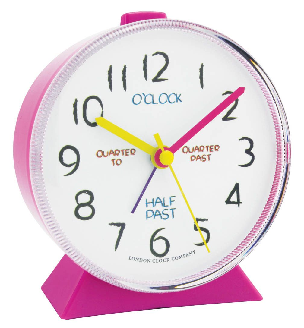 Girls tell the time alarm clock wall clocks alarm clocks girls tell the time alarm clock amipublicfo Choice Image