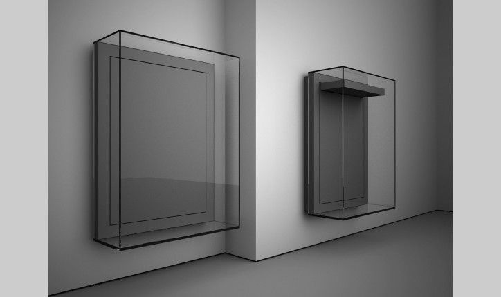 Glass Box Wall Hung Display Cases For Museums Museum Display Cases Wall Display Case Display Case
