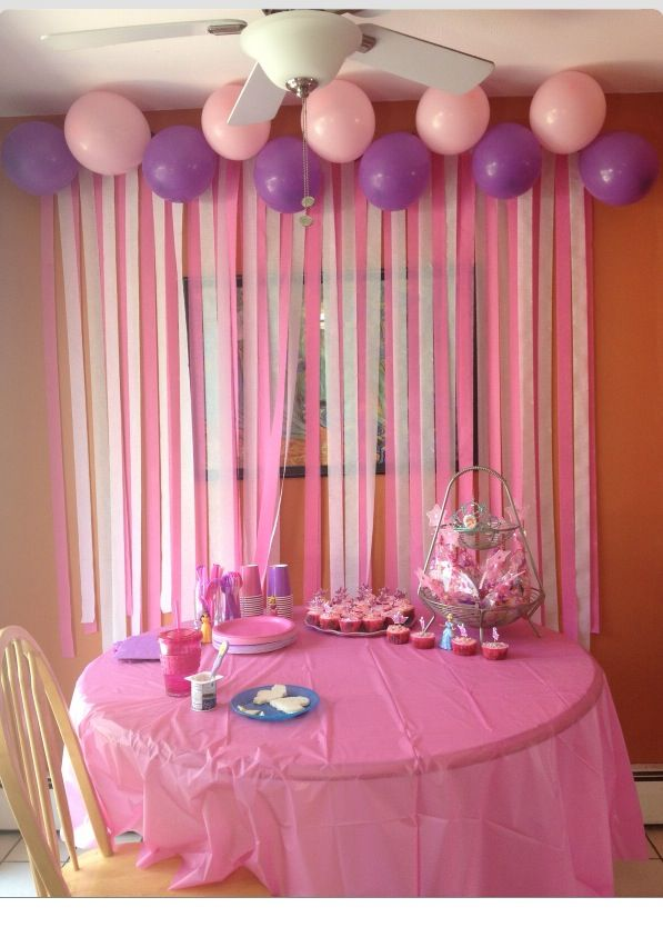 Birthday decor idea Ellas 10th Pinterest Birthdays Birthday