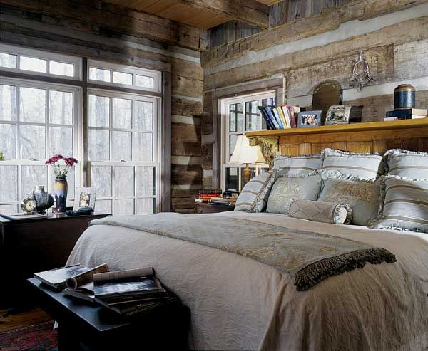 This is what my log cabin will look like. Yep!