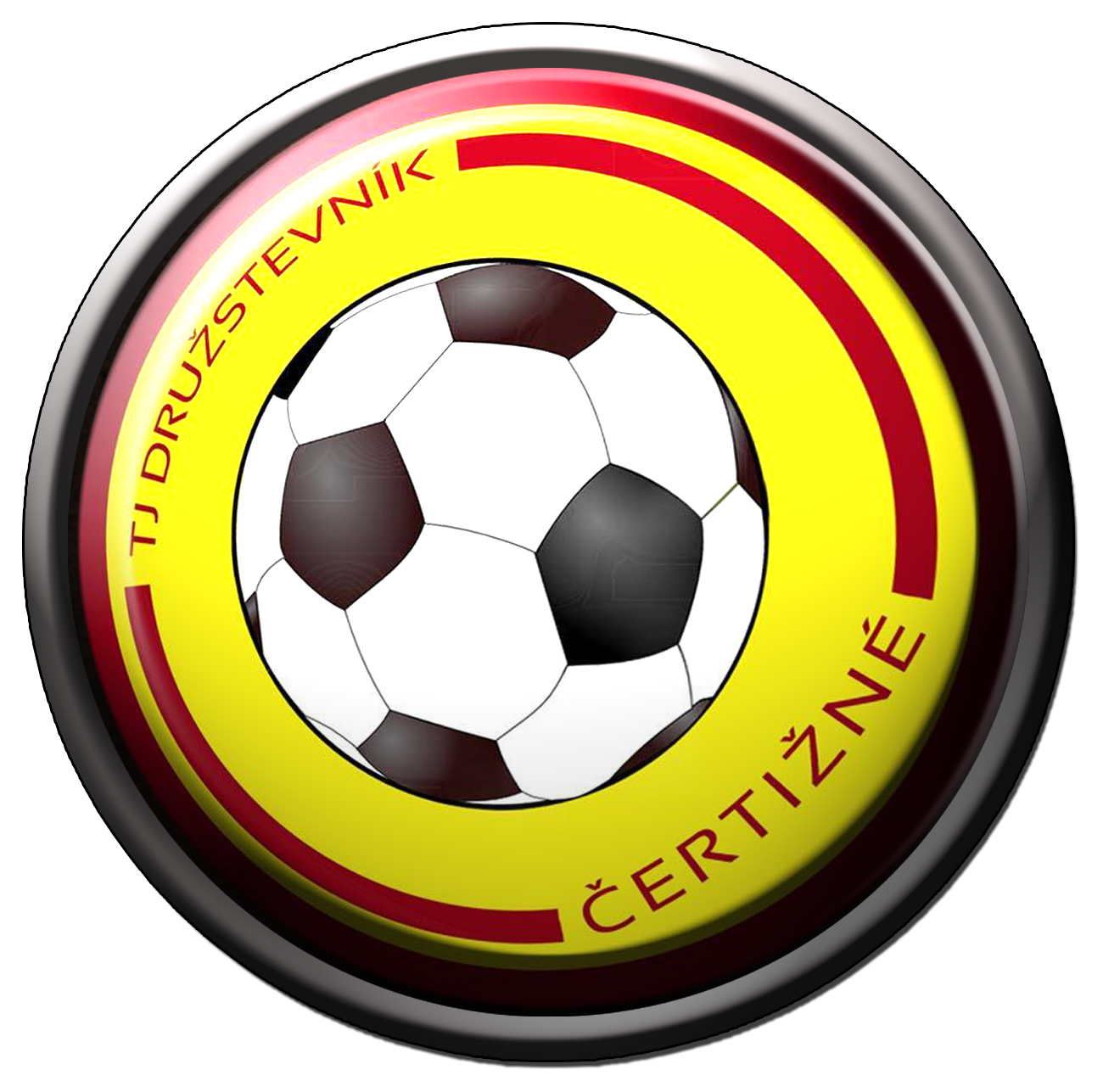 Tj Druzstevnik Certizne Football Logo Slovakia Football Logo Soccer Logo Football