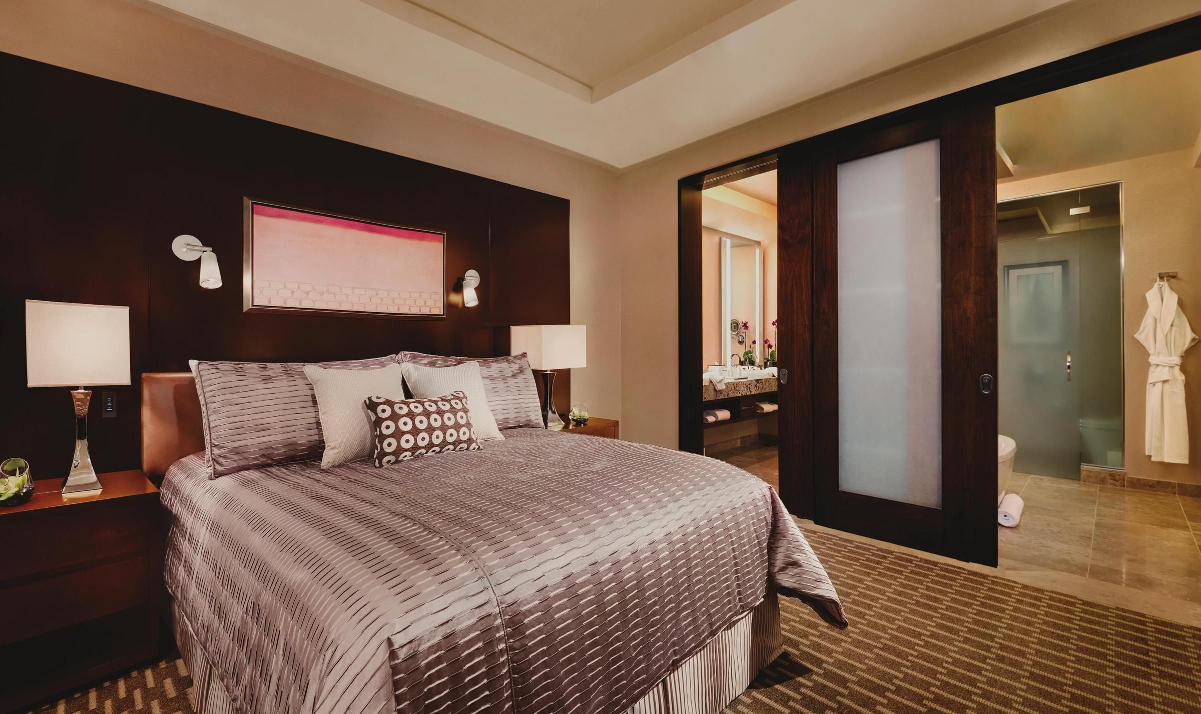 One Bedroom Suites At Aria Sky Suites Vegas Hotel Rooms Suites One Bedroom