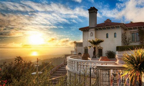 San Simeon State Park Hearst Castle Which Are Best Places To Visit In California