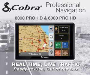 Entertainment   Overdrive - Owner Operators Trucking Magazine  Cobra Navigation