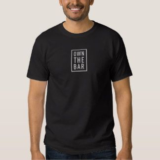 f0327c883 BARBRI #OwnTheBar Tshirt | Gifts For The Future Lawyer | Shirts ...