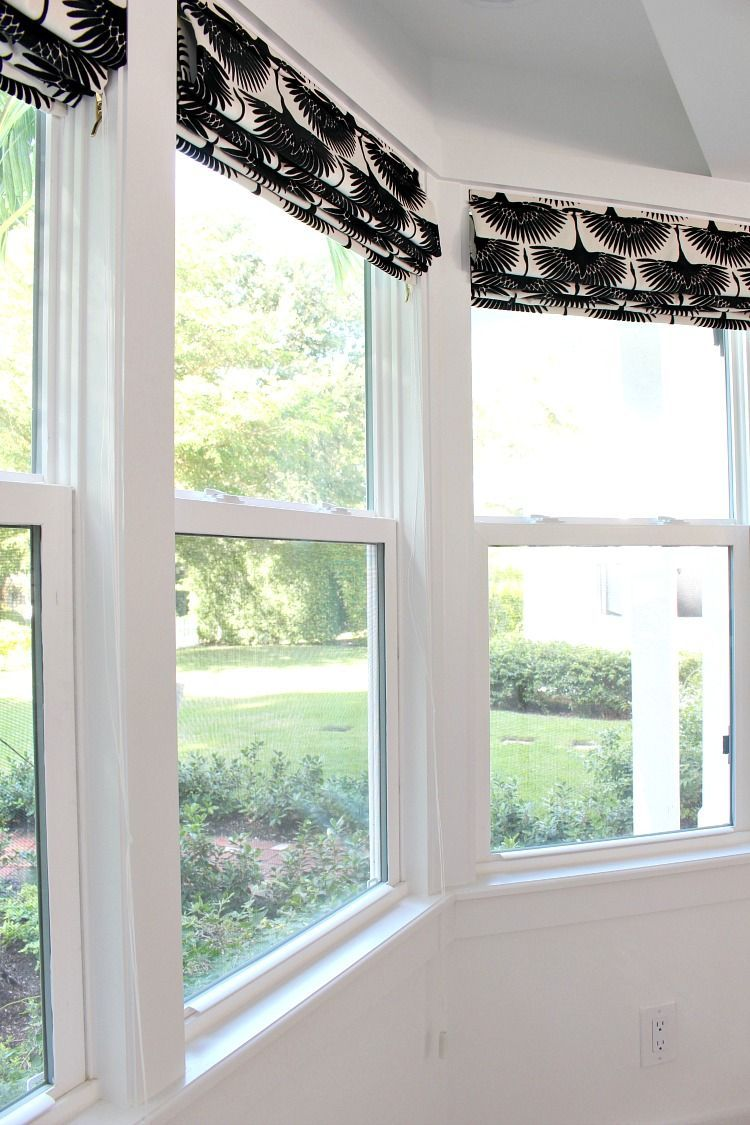 The house of silver lining new roman blinds beach cottage kitchen