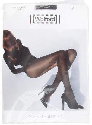 e55ab9b5080 Wolford Velvet De Luxe 50 Tights w  Tags