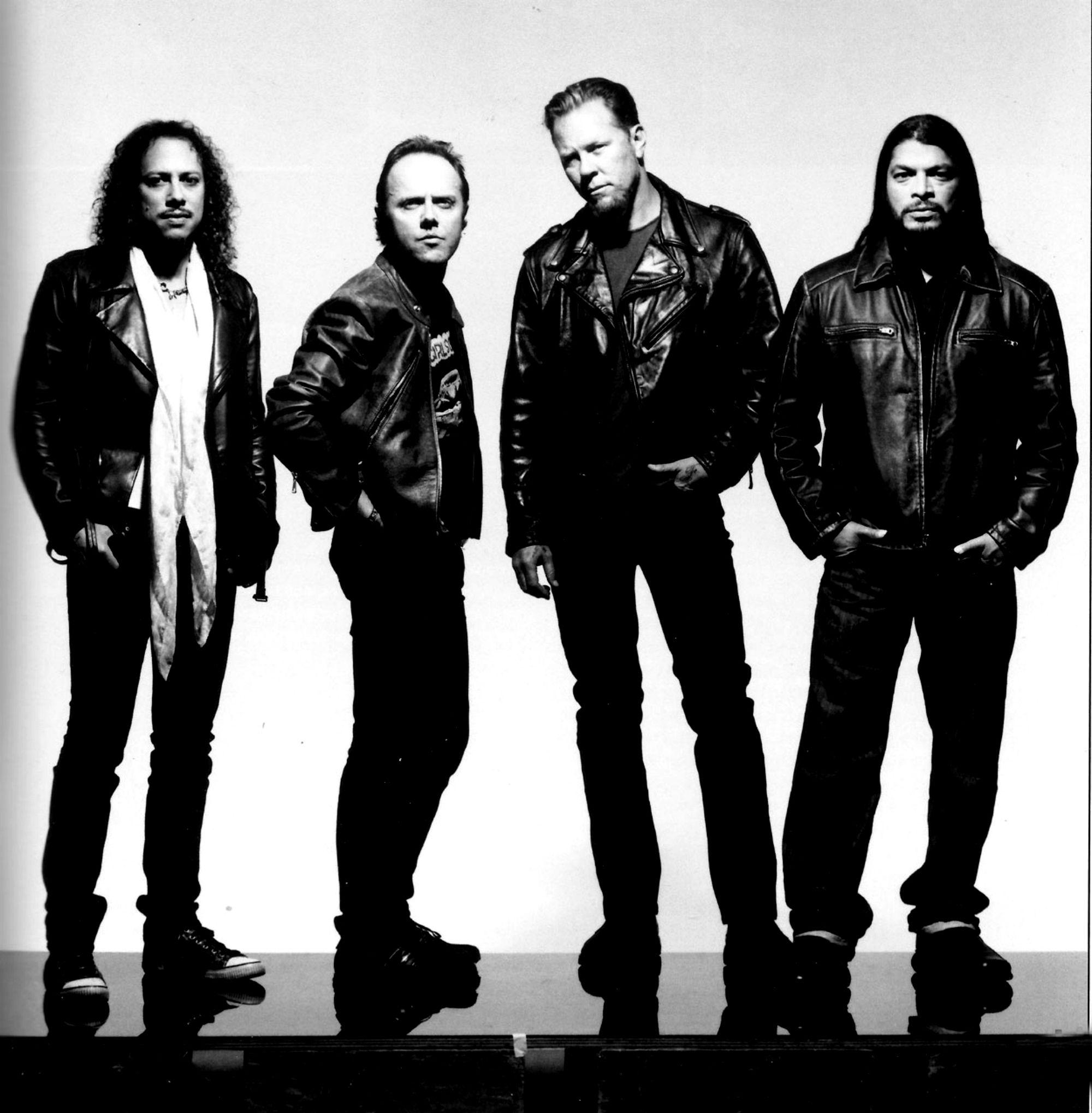 Rock Bands: Metallica Photo (30791409)