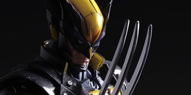 Square Enix Hits Another Marvel Home Run With Their New Wolverine Figure Gallery Inside Marvel Comics Avengers Marvel Homerun Avengers
