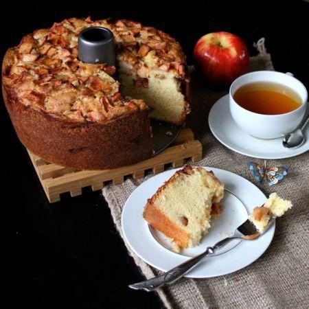 Mom Mom Mary S Jewish Apple Cake Apple Cake Recipe Collection