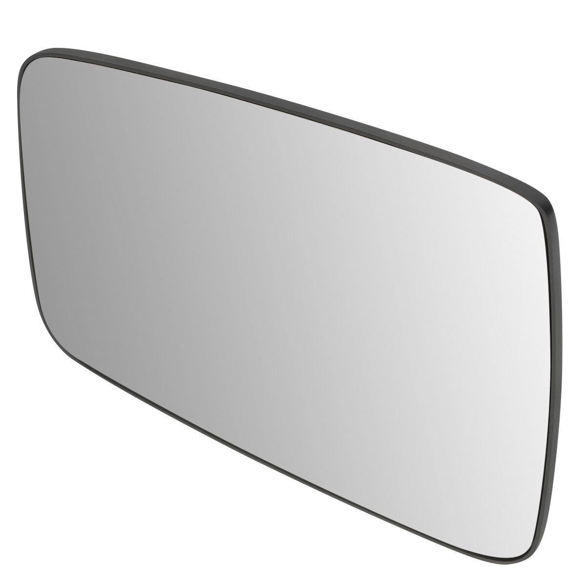 09 19 Ram Truck 1500 2500 Left Driver Side Door Mirror Glass 68050297aa In 2021 Glass Mirror Mirror House Mirror