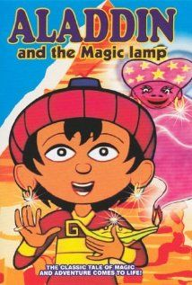 Aladdin And His Magic Lamp Poster Um Yes The Other Version Magic Lamp Aladdin The Magicians Characters