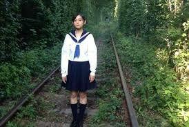 Японці показали трейлер фільму, який відзняли у Тунелі кохання на Рівненщині [ВІДЕО]